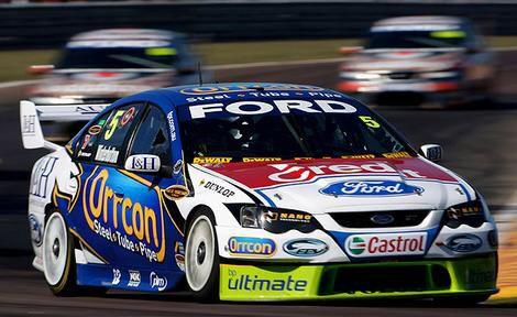 Fpr Mark Winterbottom 2008 Ford Motorsport Australian Cars Aussie Muscle Cars