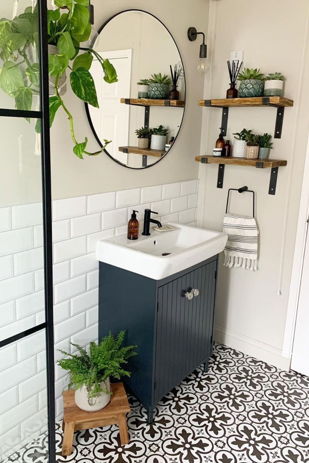 12+ Credence salle de bain lavabo inspirations