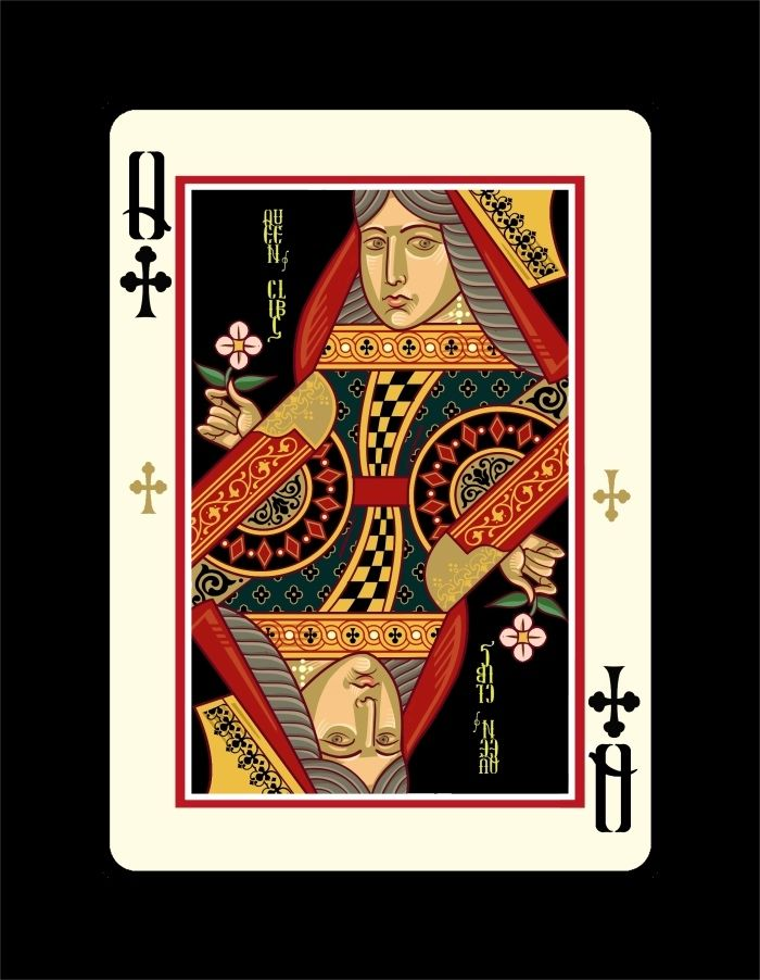 """""""ICONS"""" Playing Cards - Imperial edition by United Cardists — Kickstarter"""