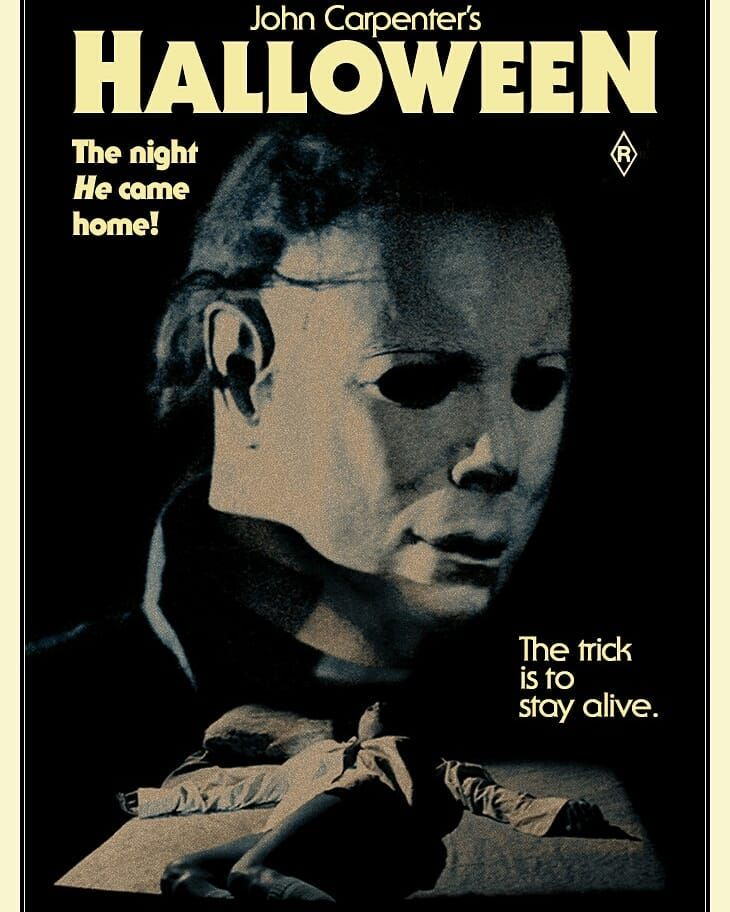 since were doing 1978 today for the 70sdecadeofhorror i have to watch john carpenters immortal classic halloween 1978 i havent watched it si