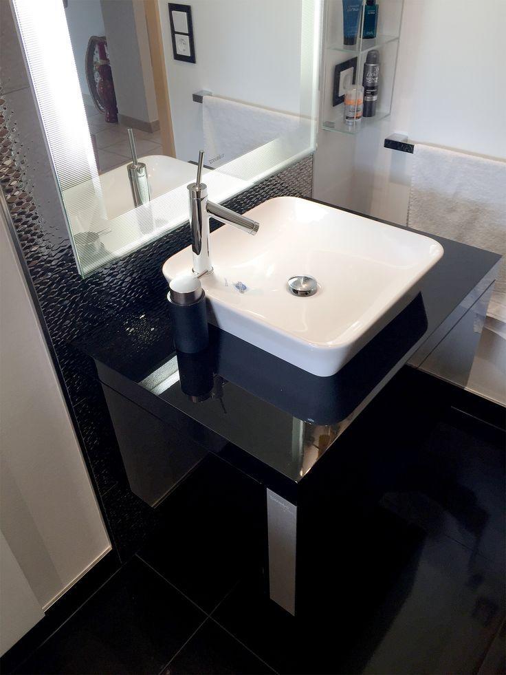 Badezimmer Badezimmer schwarz, Badezimmer und Badgestaltung