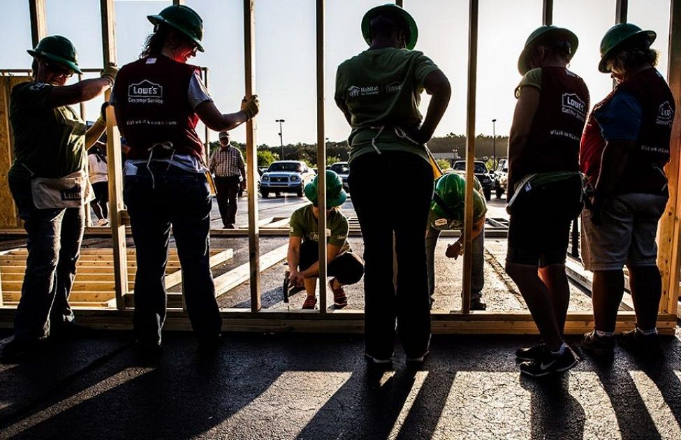 #WednesdayWisdom: More than 80,000 women from all 50 states have volunteered with #HabitatforHumanity at the eight previous National Women Build Week events. #NWBW #WomenBuild #DoGood