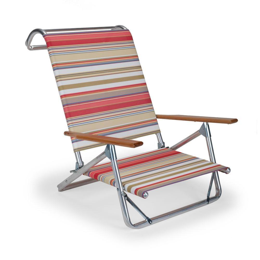 3b24eaff87 Telescope Casual Original Mini-Sun Folding Aluminum Beach Chair By ...