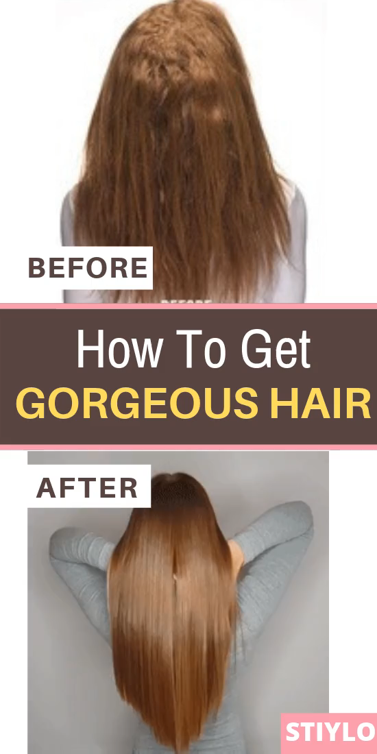 How To Get Gorgeous Hair - Instant Hair Roots Treatment