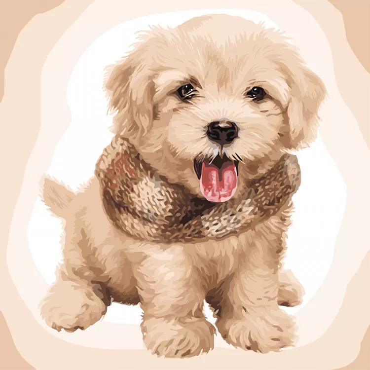 Собака картинки красивые для детей