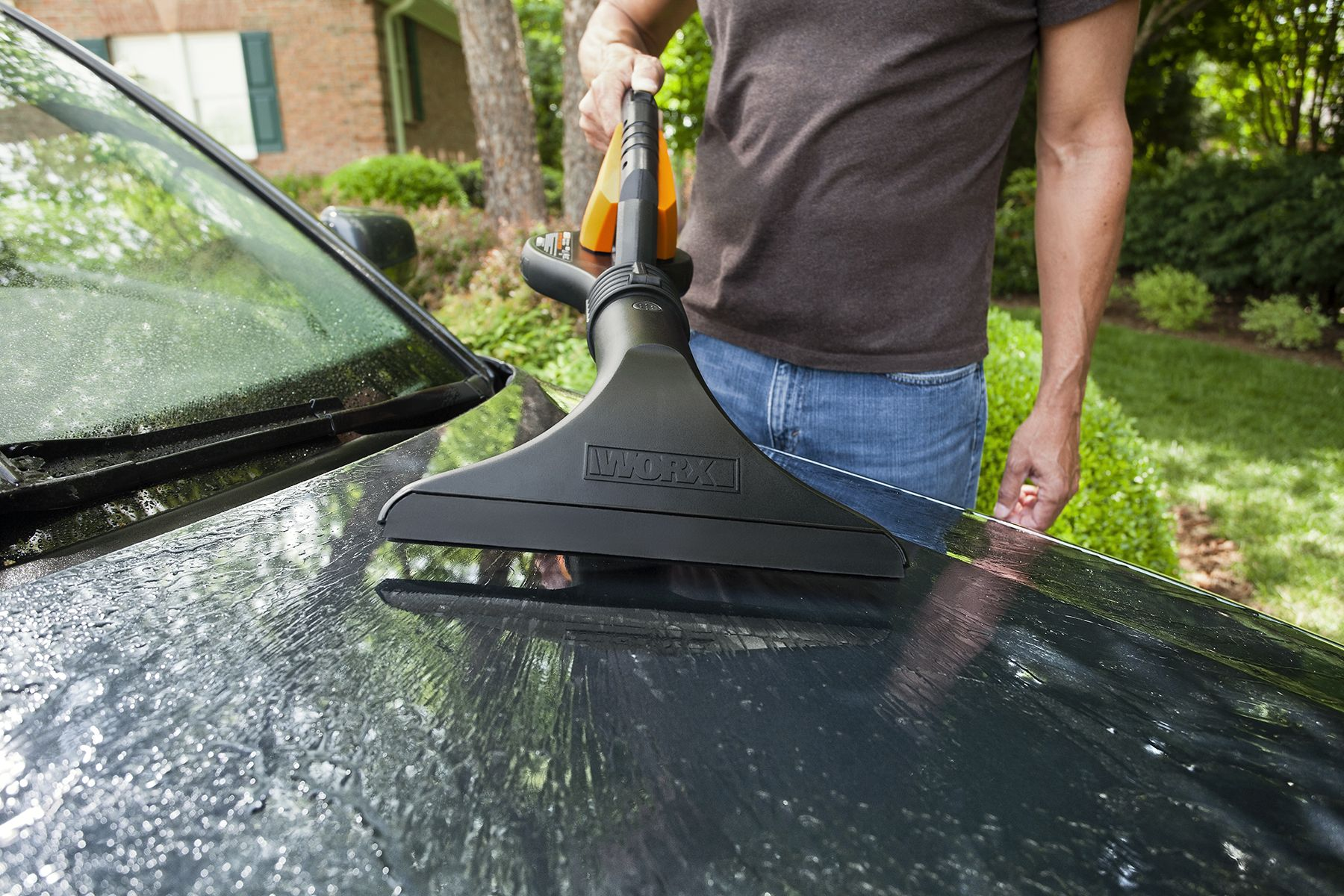 Car Air Blower To Dry : Spotless air wand attachments for drying cars windows