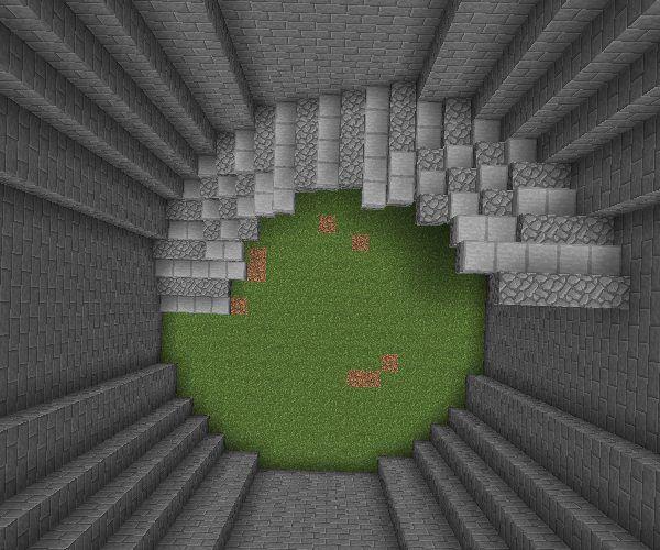 Spiral Staircase Creative Mode Minecraft Discussion Forum