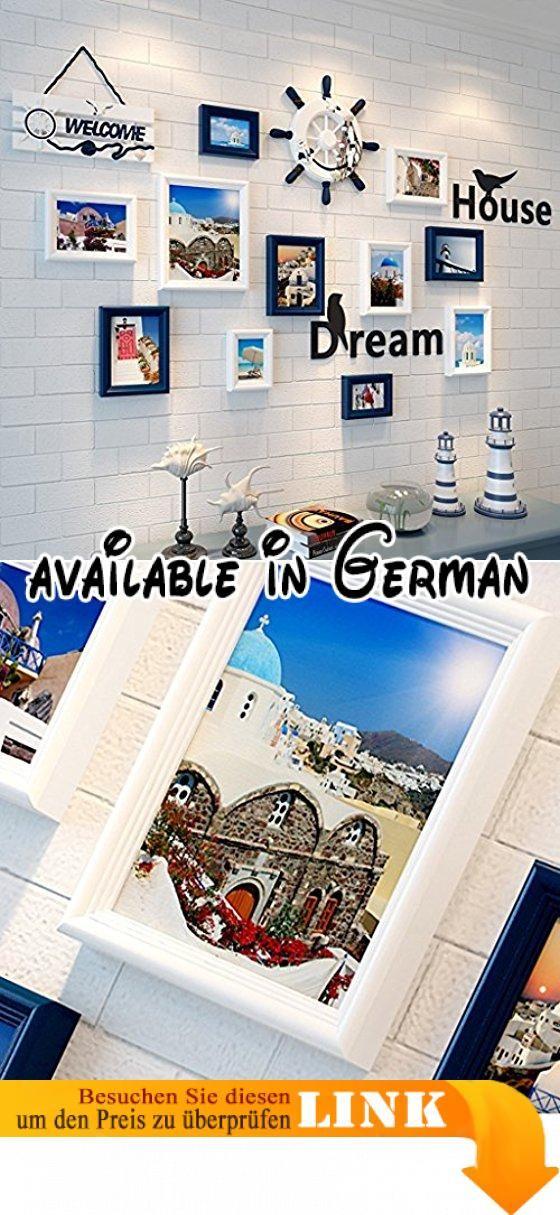 Foto Wandaufkleber Mediterranen Stil kreative Wohnzimmer