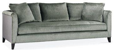 Medida Sofa Baker Furniture Contemporary Sofas