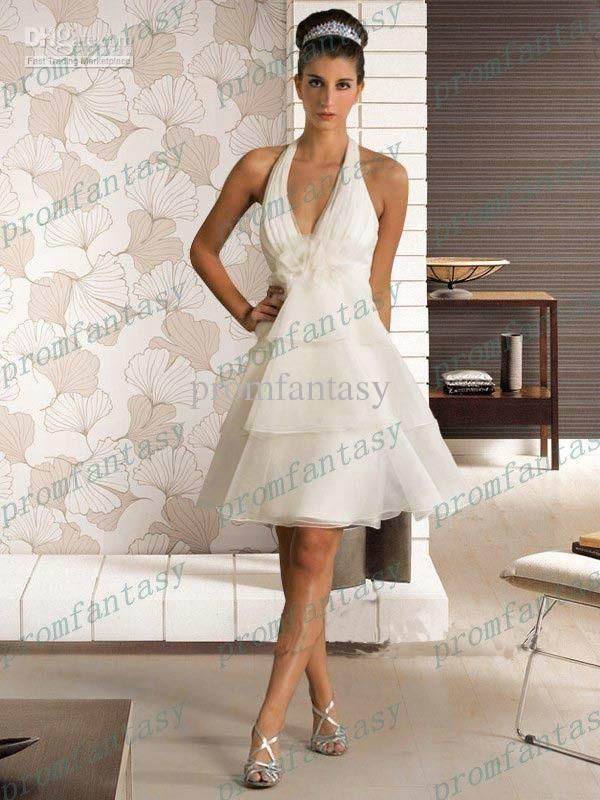 Short Sexy Wedding Dresses 2013