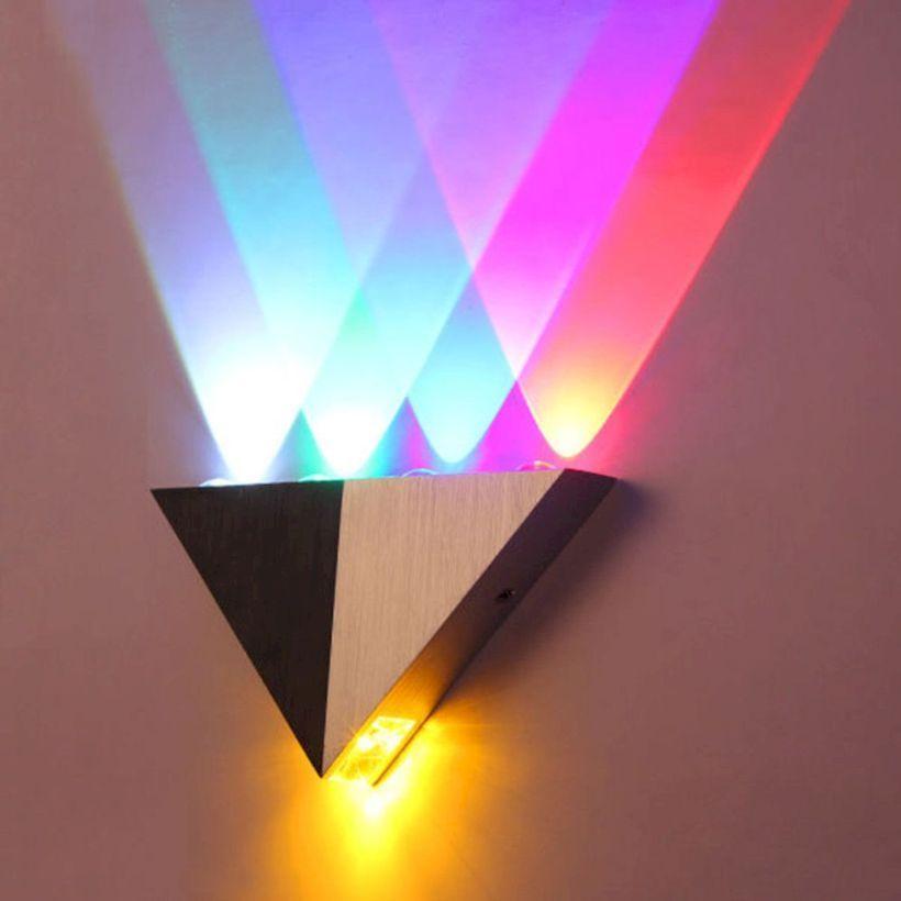 57 Creative Colorful LED Decorative Wall Projection Lamp  #ColorfulLEDDecorativeWallProjectionLamp