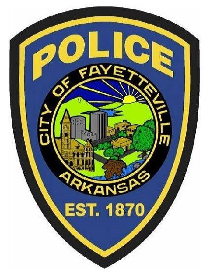Fayetteville Pd Ar Police Police Patches Police Badge