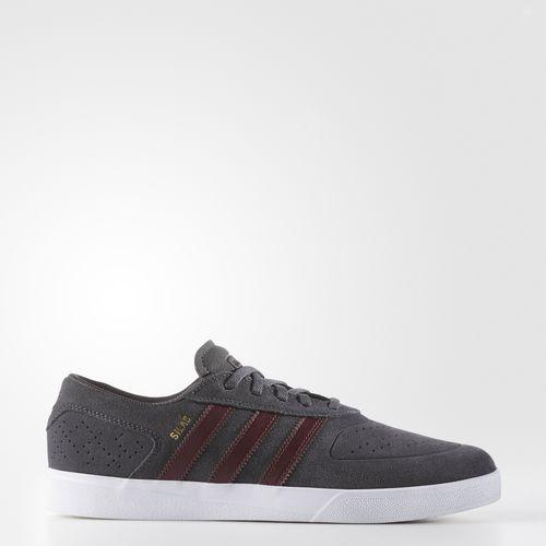 Adidas Silas Vulc ADV Schuh Männer Originals grau