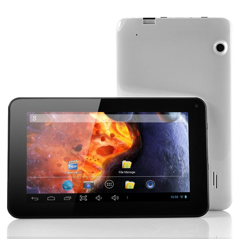 DUB - 7 Inch Android 4 2 Tablet PC ( 1GHz Dual Core, 1GB RAM