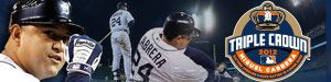 So proud to be a Tigers fan at this time.  Hey, Royals fans,thank you for your kindness to Cabrera.  You rock.