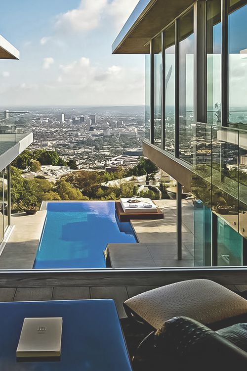 Avicii S Home In Los Angeles Ca Los Angeles Homes Luxury Homes Cool Pools