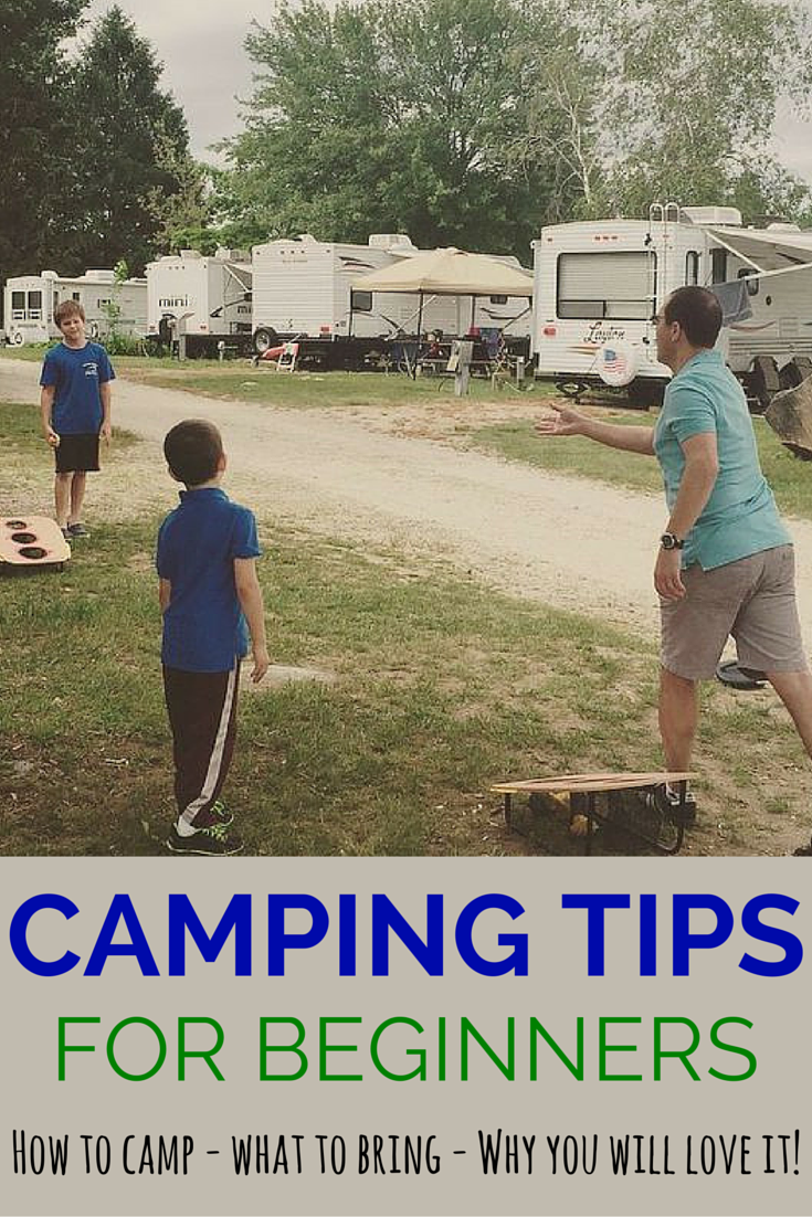 Photo of Essential Camping Tips for Newbies + Printable Packing List