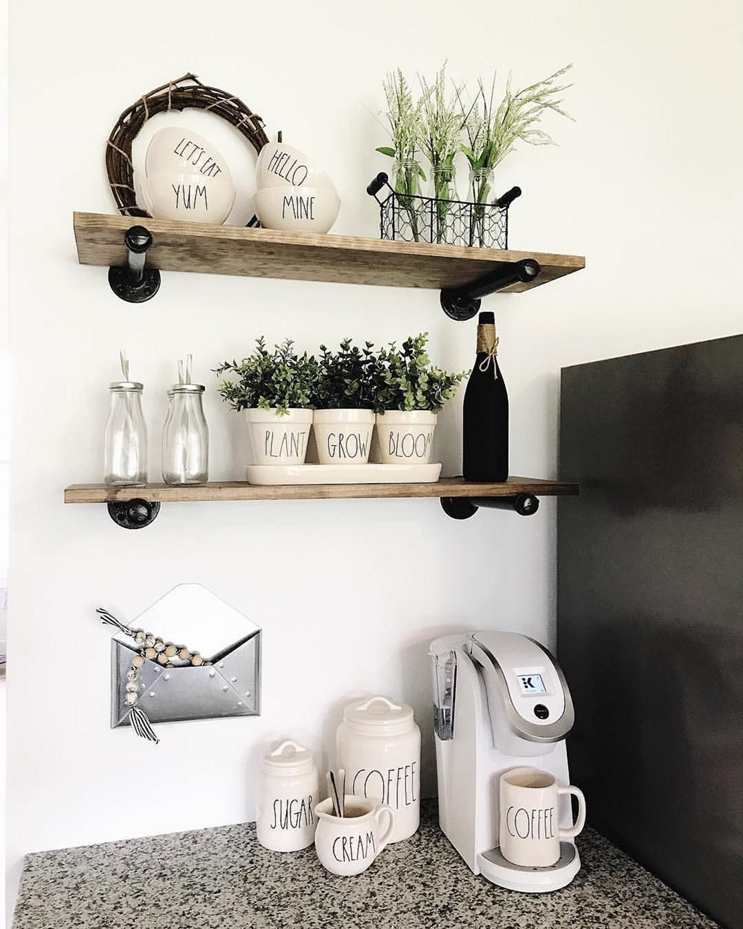 Impressive 88 Best Inspiration: Rae Dunn Display Ideas To Make Beautiful  Decor In Your Home ...