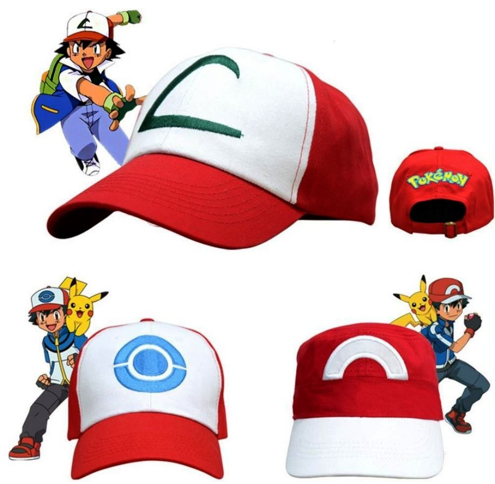 Ketchum Pokemon Hat  Cap for ONLY 999 with FREE Shipping Ash Ketchum Pokemon Hat  Cap for ONLY 999 with FREE Shipping This Christmas gather the kids together to make this...