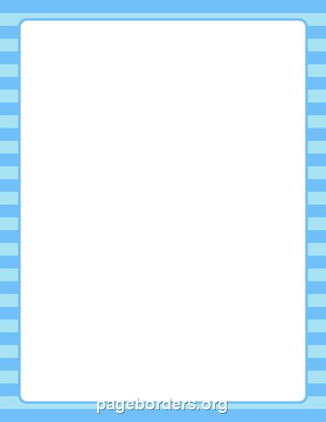 striped borders