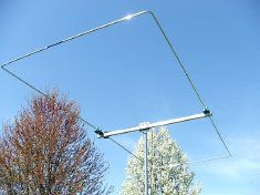 SE10M 10 Meter Moxon  Can also be setup for 11 Meter band    Radio