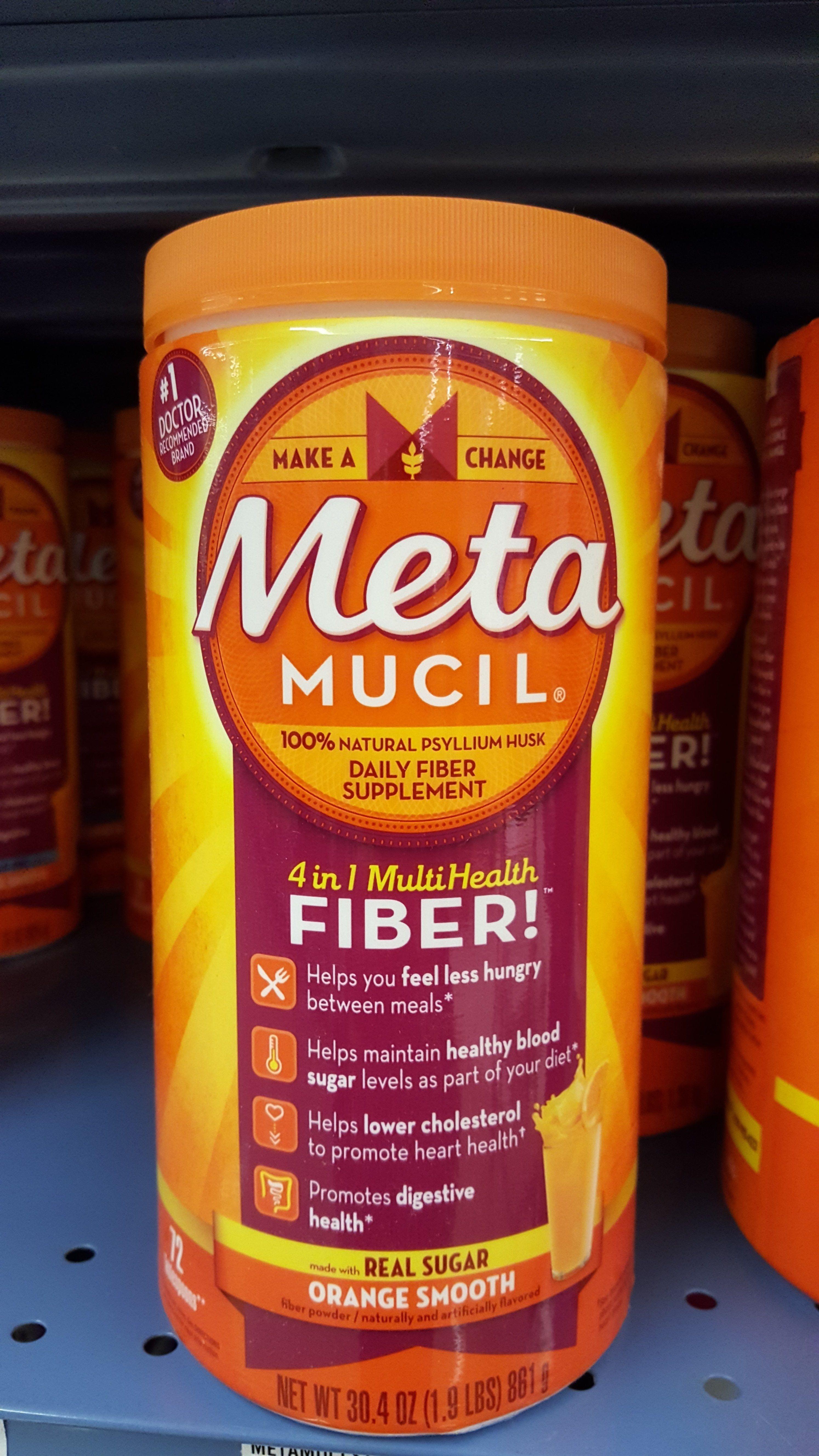 do fiber supplements work