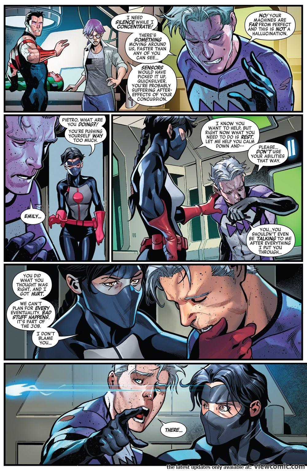 Avengers v6 687 (2018) ……………………… | View Comic | Marvel