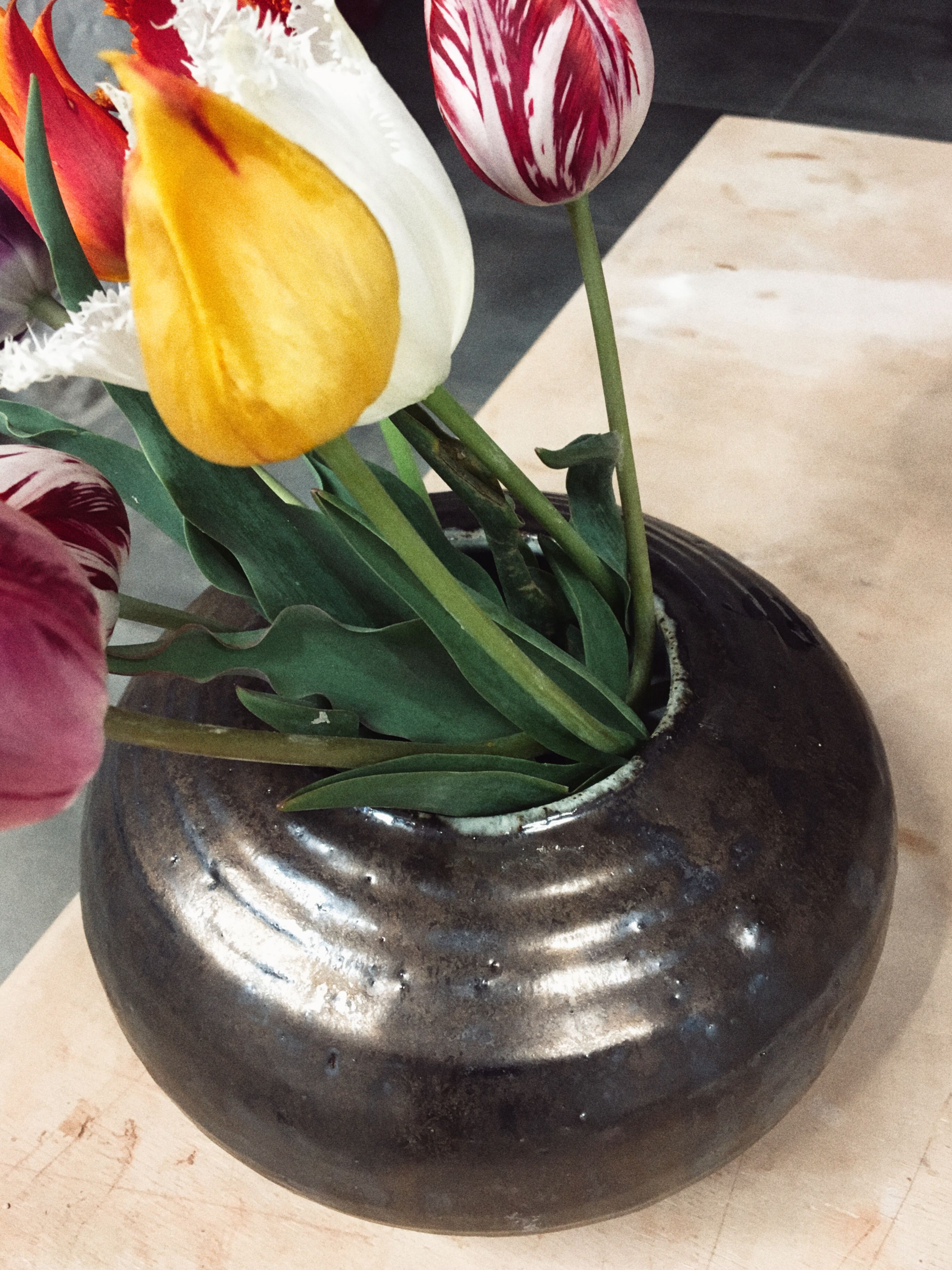 #pottery #stoneware #vase