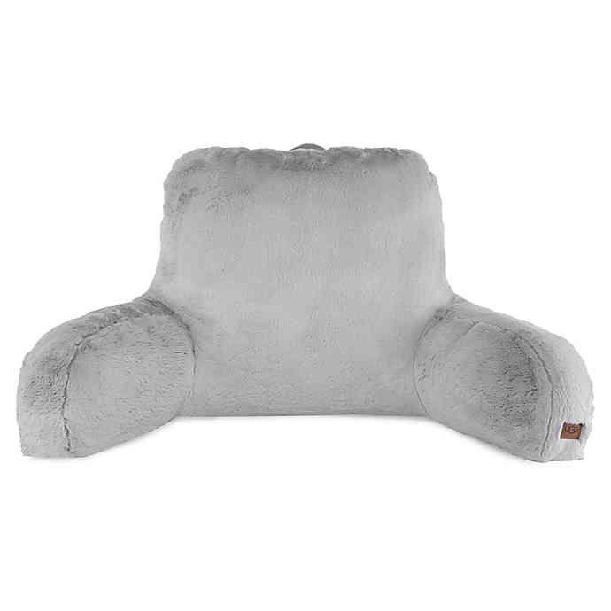 bed bath beyond backrest pillow