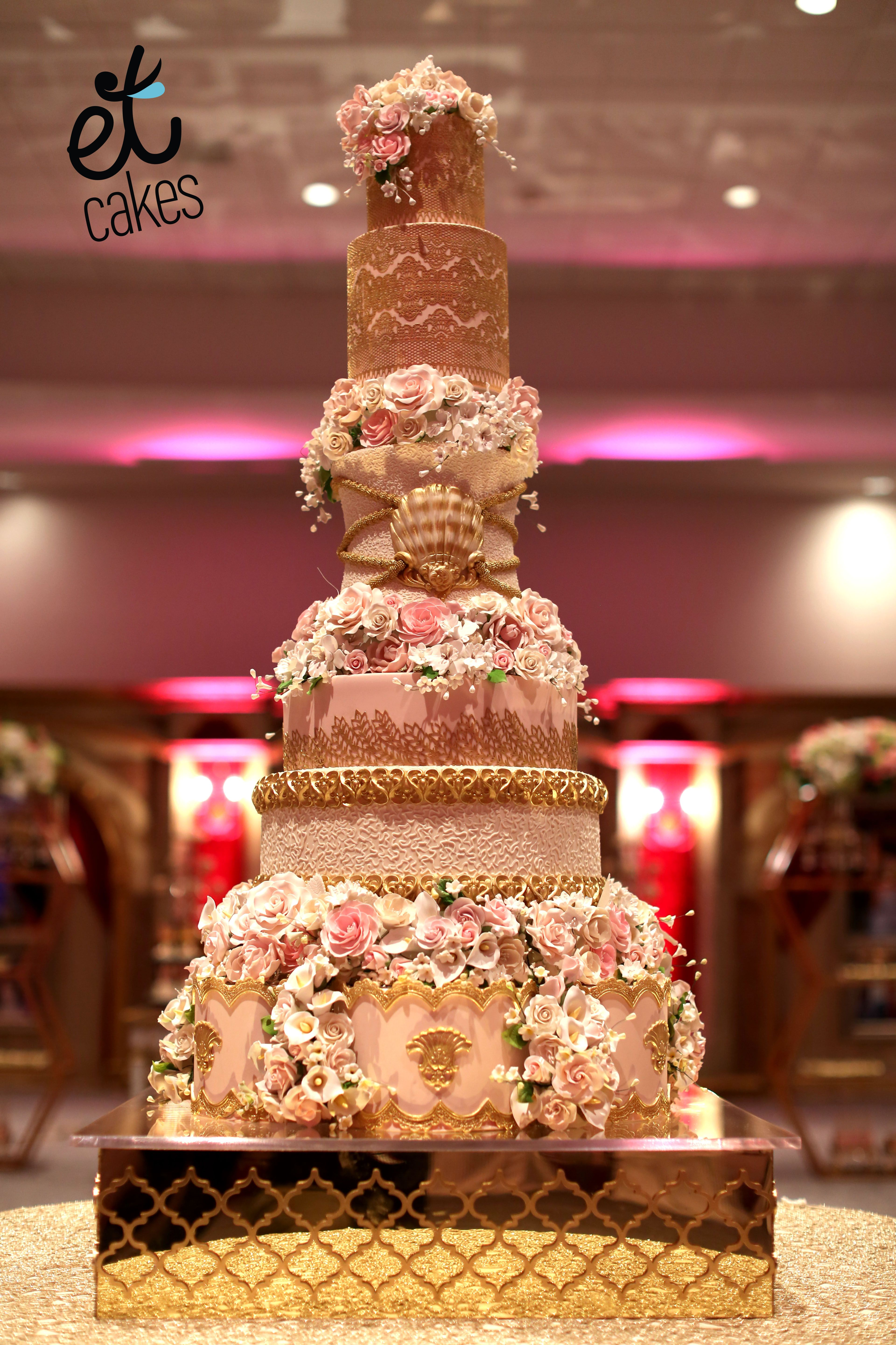 Pin by Elegant Temptations Cakes on Quinces Cakes Pinterest