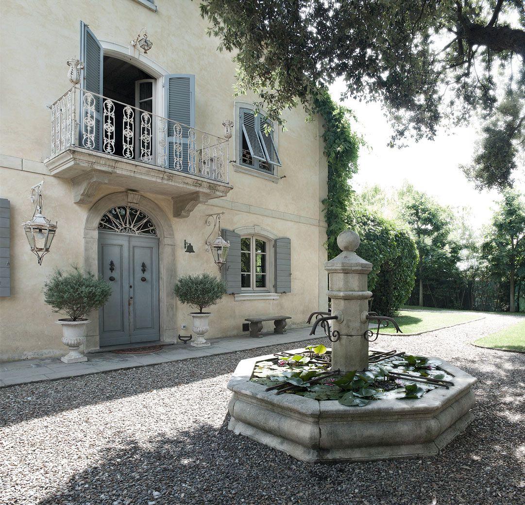 Photo gallery emanuela marchesini first impression for Architettura di campagna francese
