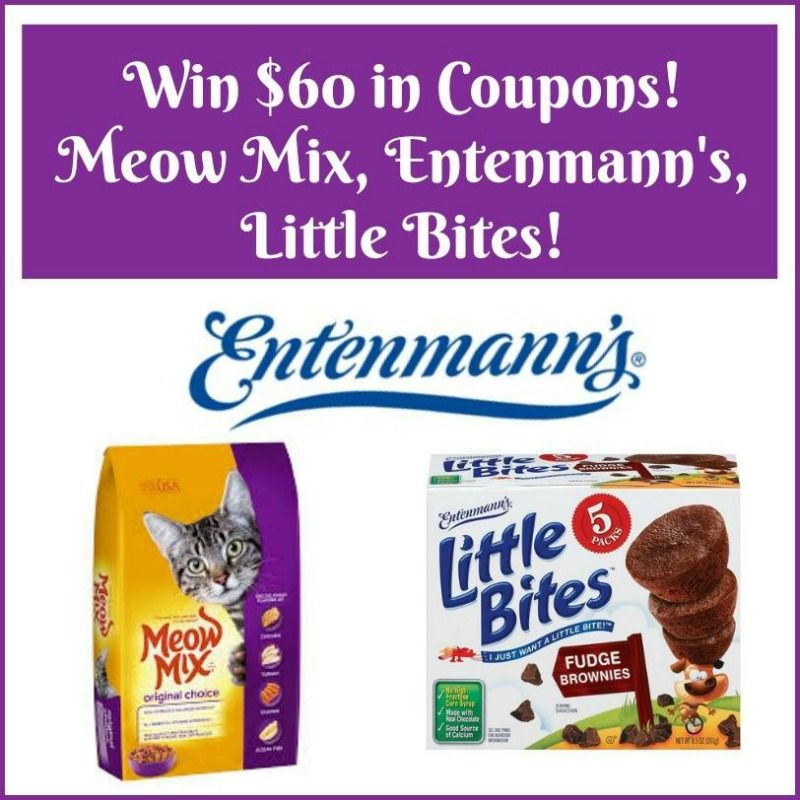 Win 60 In Coupons Pet Product Food And More Us Only Ends 1 8