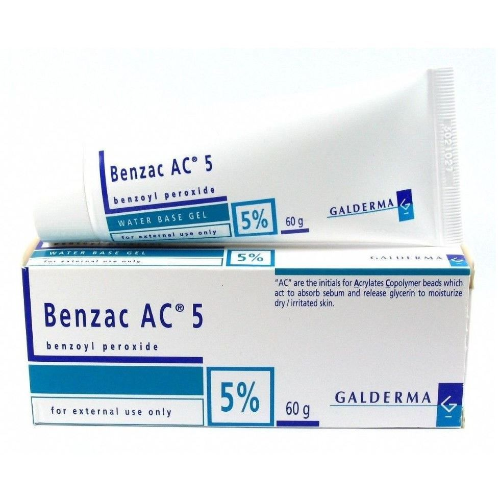 كريم Benzac Ac In 2021 Oily Skin Treatment Acne Treatment Dry Irritated Skin