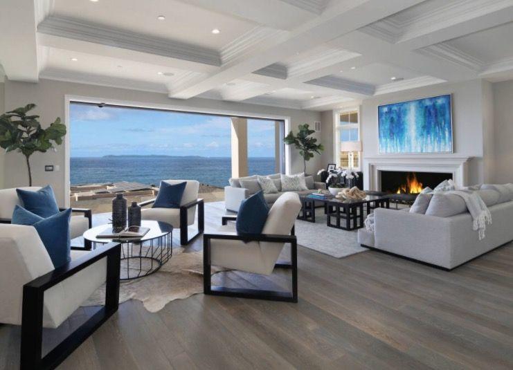Pinterest Heatherdelamorton Beach House Living Room Beach