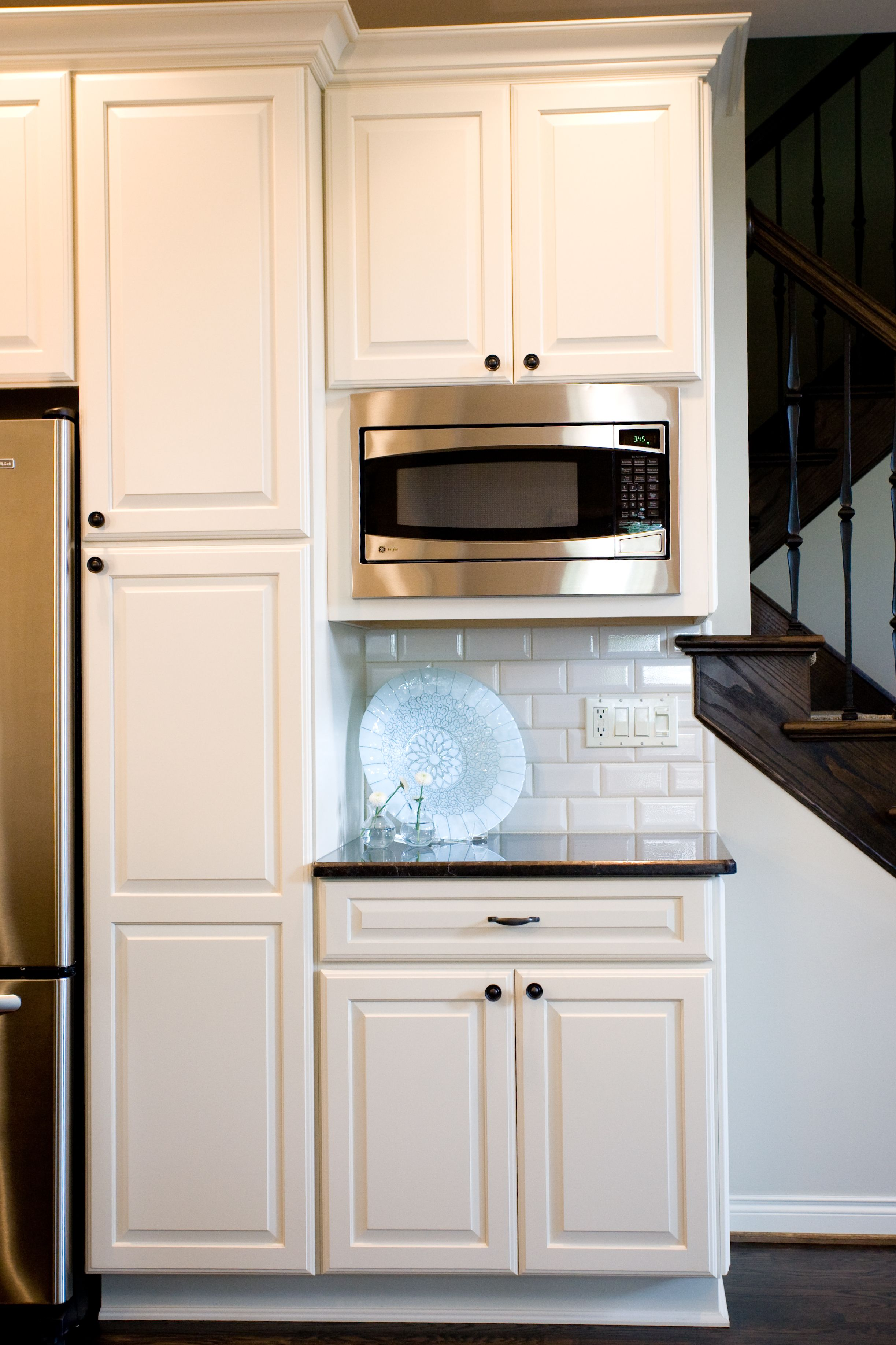 Pin On Kristen S Microwave Installation Examples