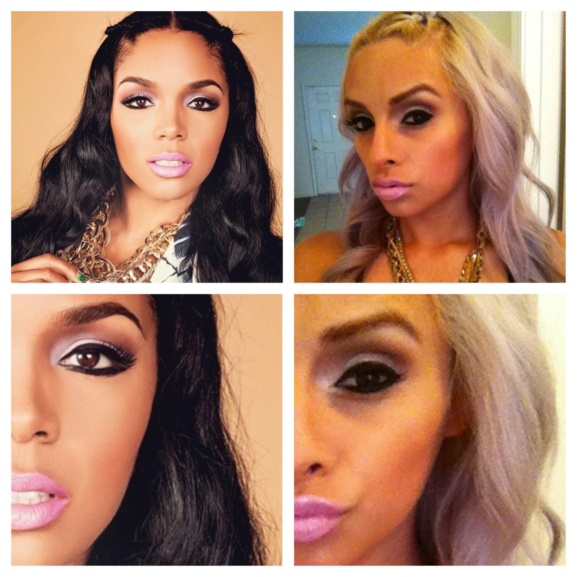 Rasheeda Inspired Love Hip hop Atlanta Hair styles