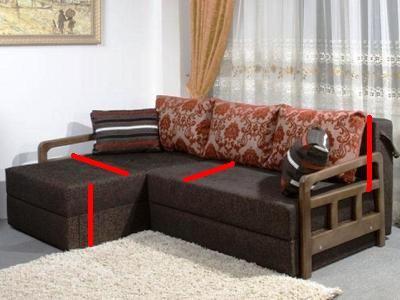 сшить покрывало на угловой диван 1 чехлы для дивана Pinterest