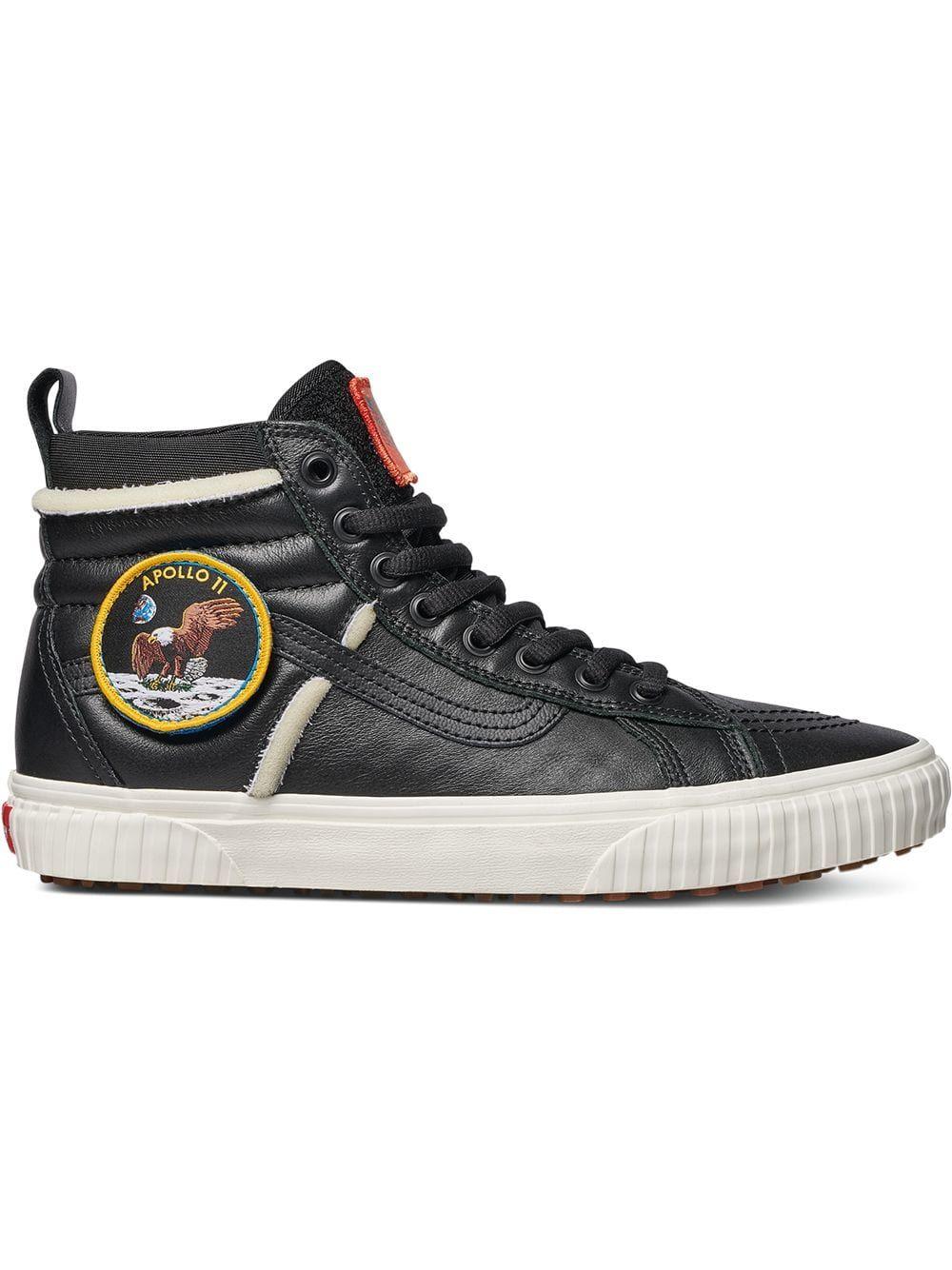 vans space shoes