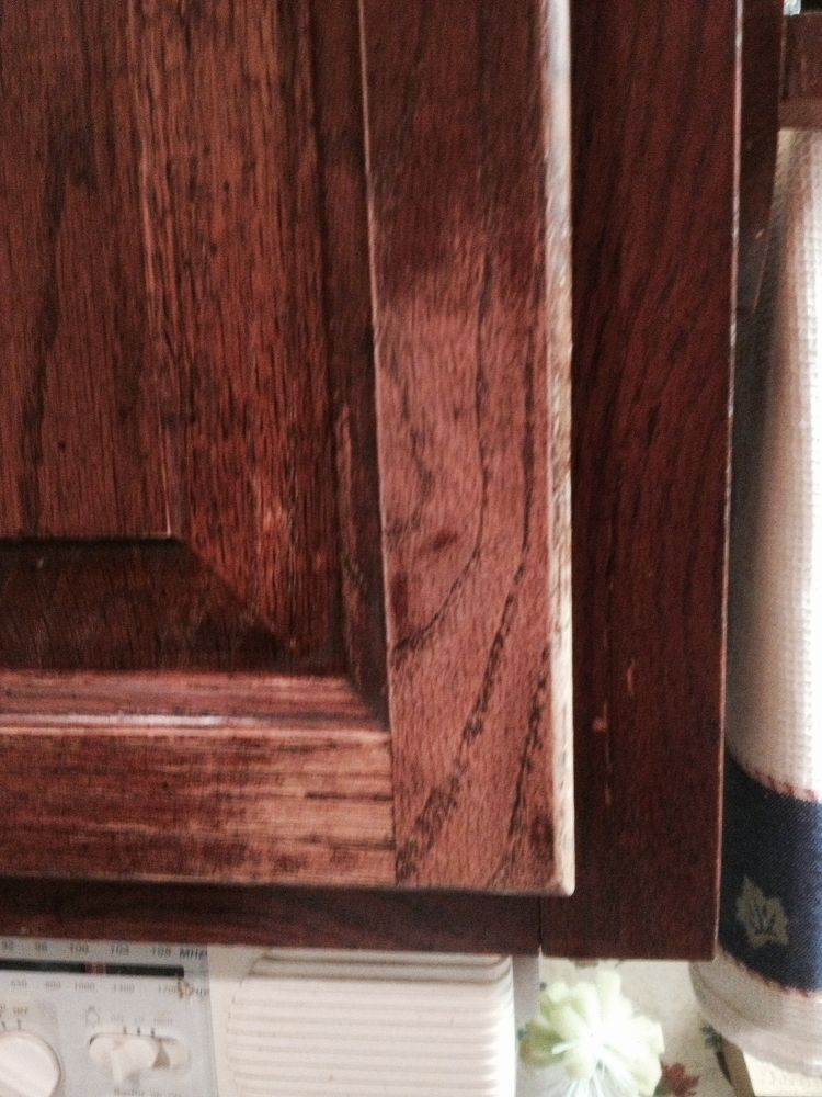 q removing grime from kitchen cabinets help takes more ...