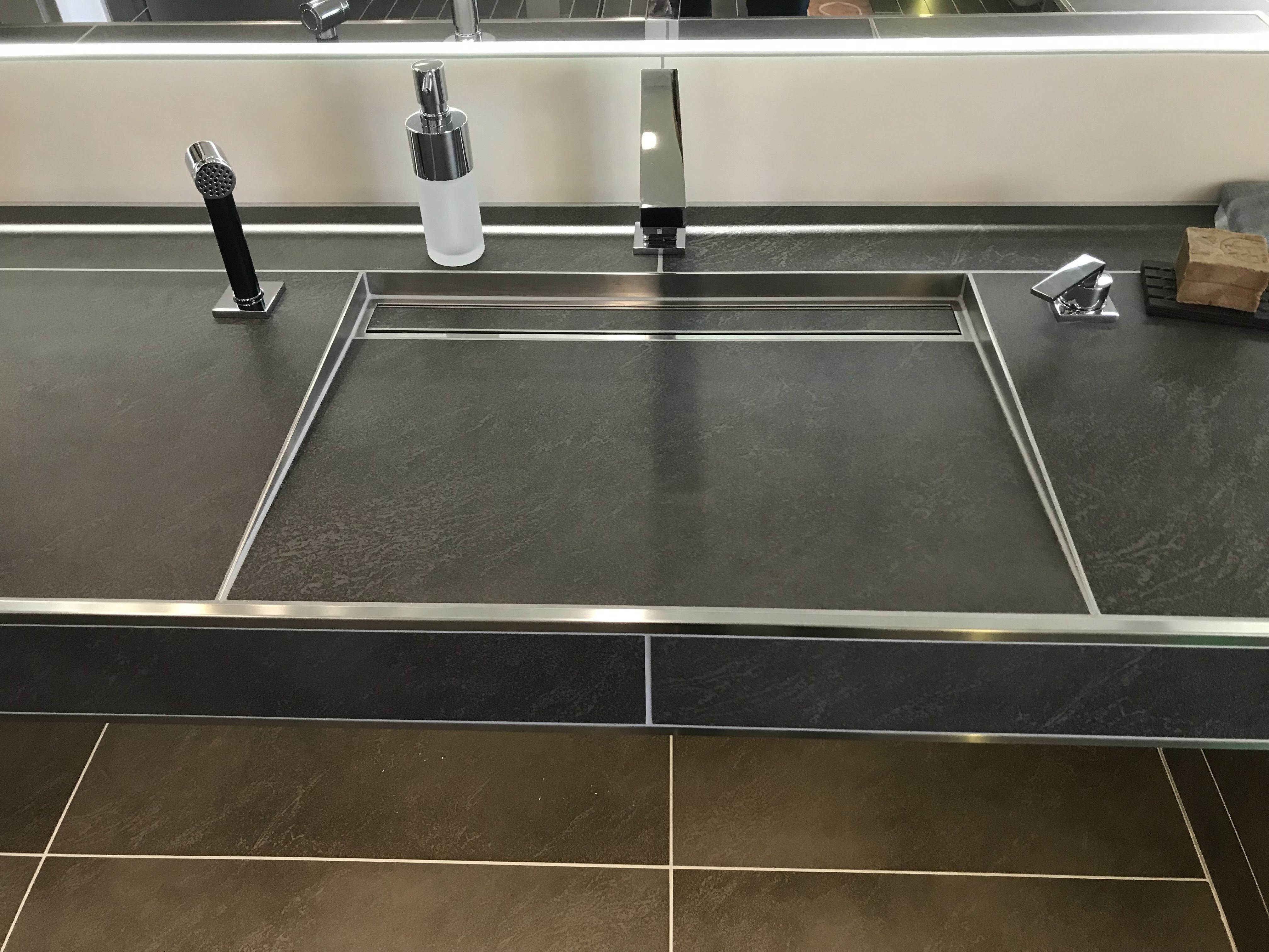 Selbst Gebautes Waschbecken Von Frankeraumwert Waschbecken Badezimmer Bad Design