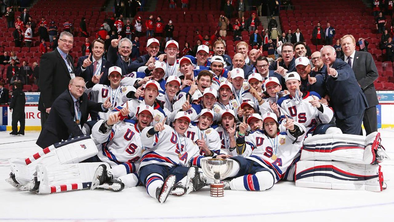 Last Winner Ice Hockey World Junior Championship Usa Hockey Hockey Hockey World