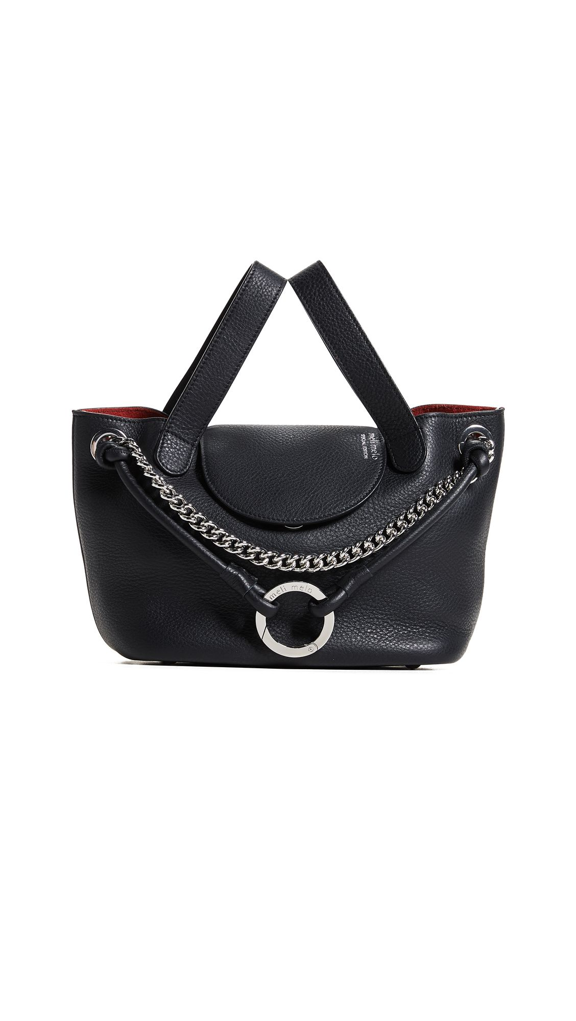 Meli shoulder Mini Bag melimelo Tote Melo Linked Bags bags Thela 8rqtBvr