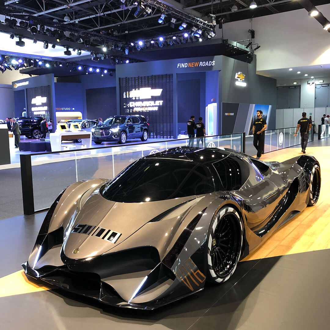 Devel Sixteen Sport Cars Super Cars Concept Cars