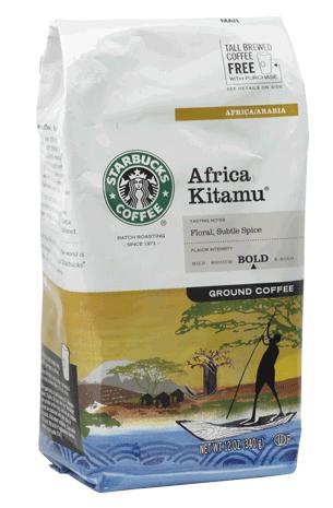 Africa Kitamu Starbucks coffee (With images) Coffee