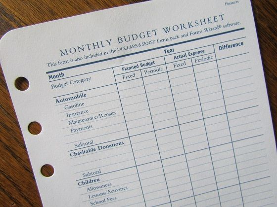 Everybody agrees that budgeting yields BIG results But that\u0027s only - Google Docs Budget Spreadsheet