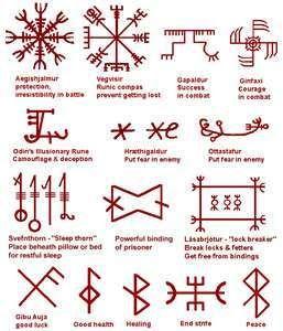 wiccan symbols   ancient pagan symbols - Wicca Online