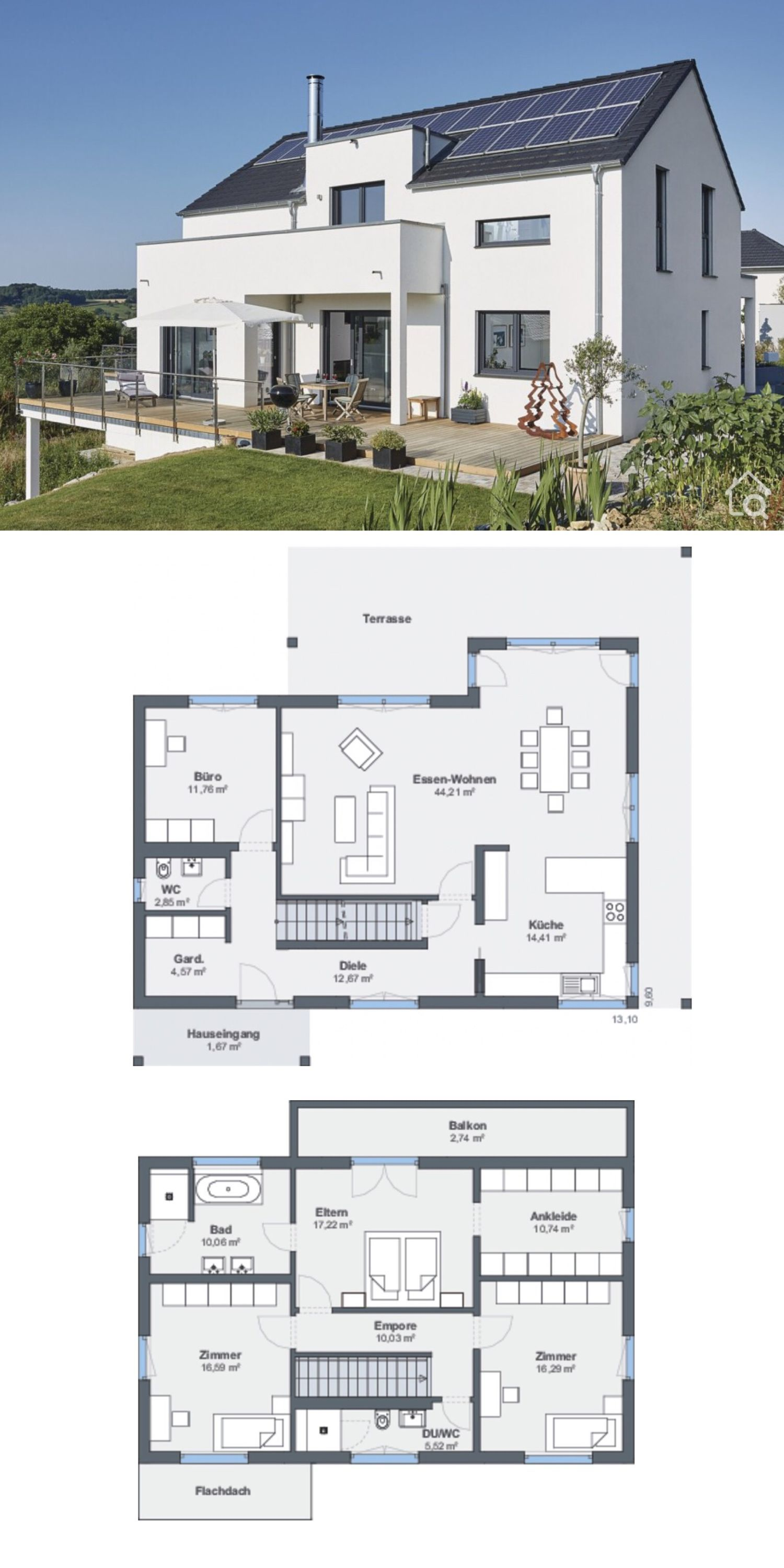 Modern House Architecture Design Ideas On A Hill Floor Plans With Apartment Attached European Architecture Design Modern House Plans House Architecture Design