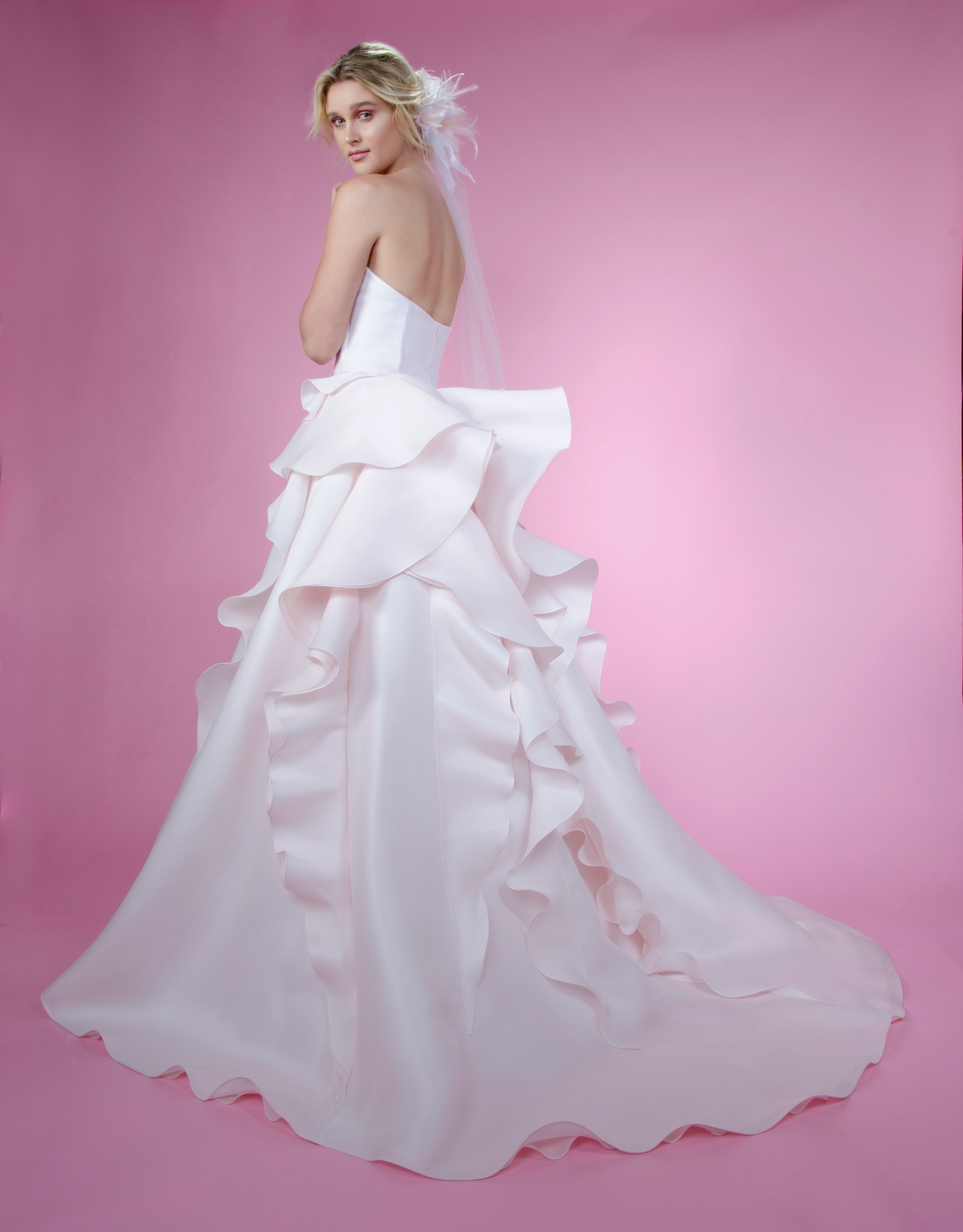 Te casas? Mira los vestidos de novia más bonitos para el 2018 ...