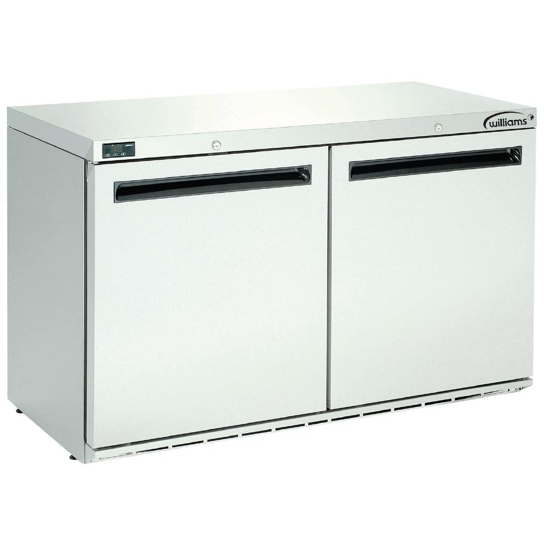 Charming Williams Double Door Undercounter Fridge