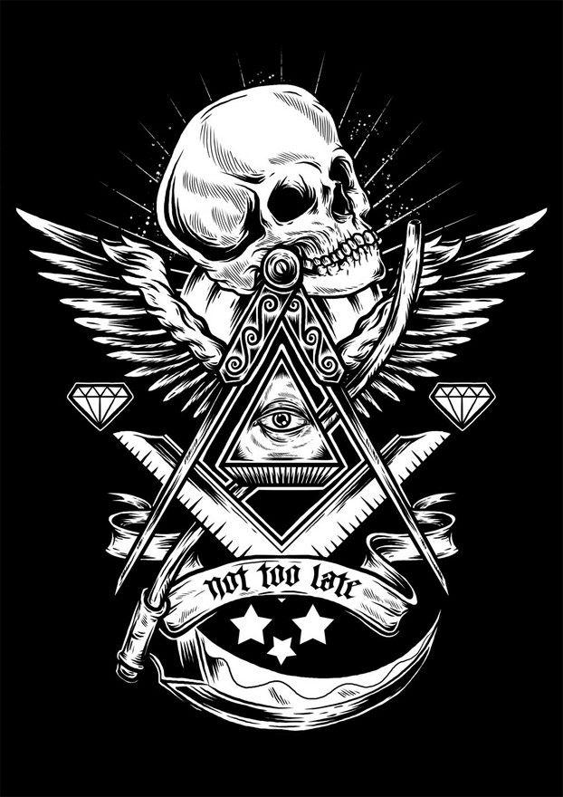 Free Masonic Wallpaper